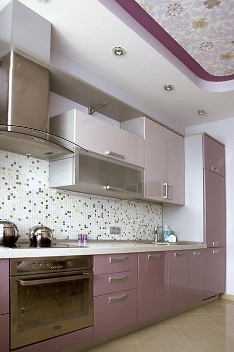 Квартира. кухня из проекта , фото №14542