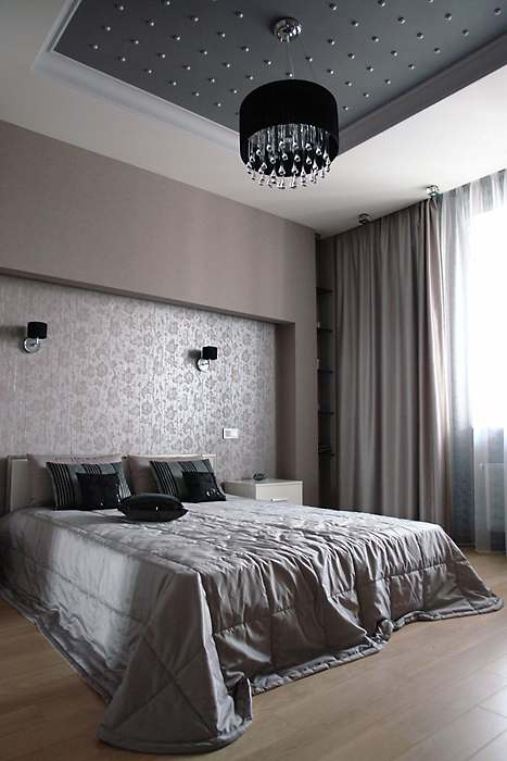 Фото № 14540 спальня  Квартира