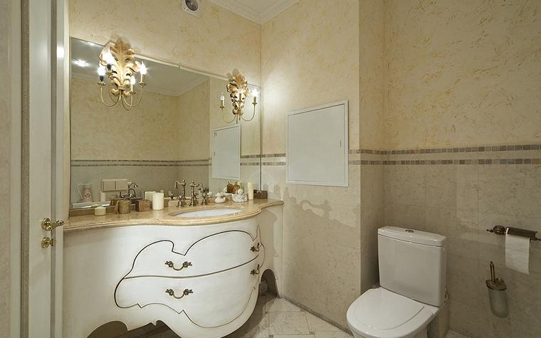 интерьер ванной - фото № 14613