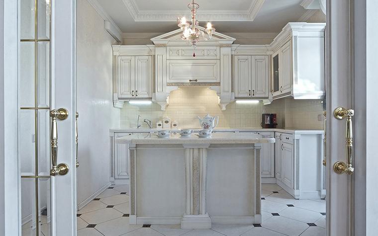Фото № 14608 кухня  Квартира