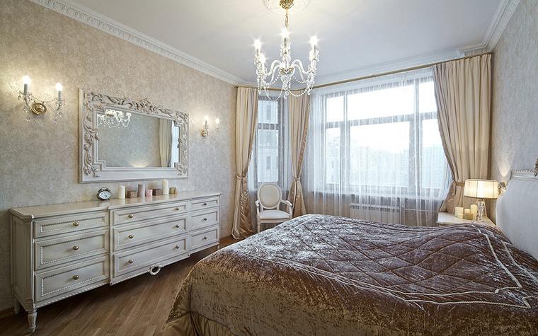 интерьер спальни - фото № 14611