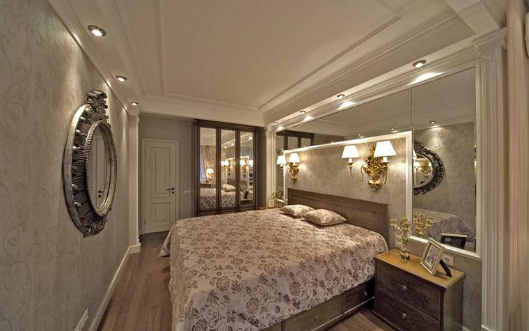 интерьер спальни - фото № 14723