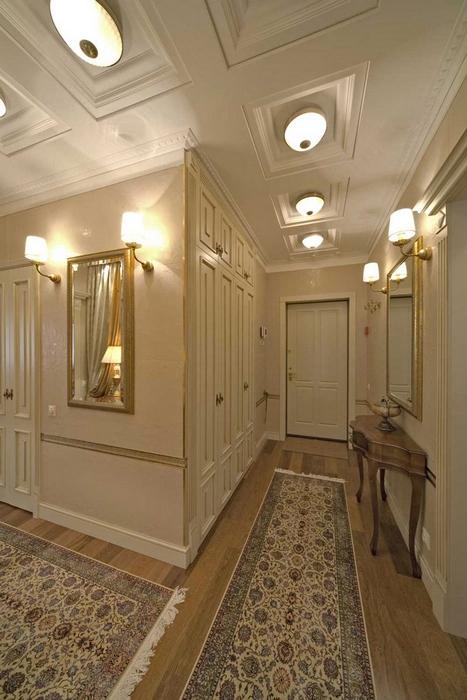 Квартира. холл из проекта , фото №14725