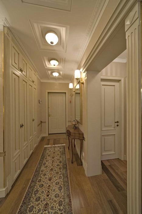 Квартира. холл из проекта , фото №14726