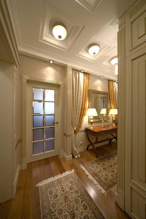 Квартира. холл из проекта , фото №14619
