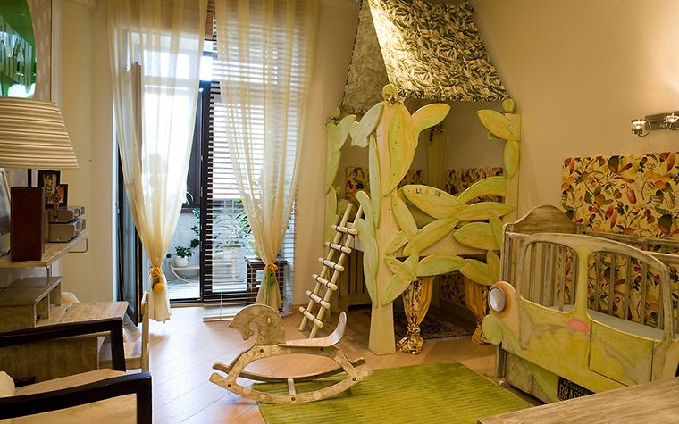 Квартира. детская из проекта , фото №14696
