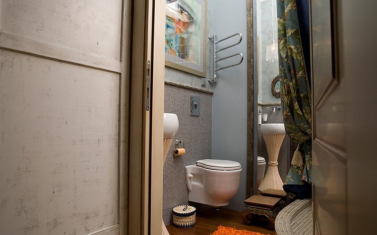 Квартира. ванная из проекта , фото №14705