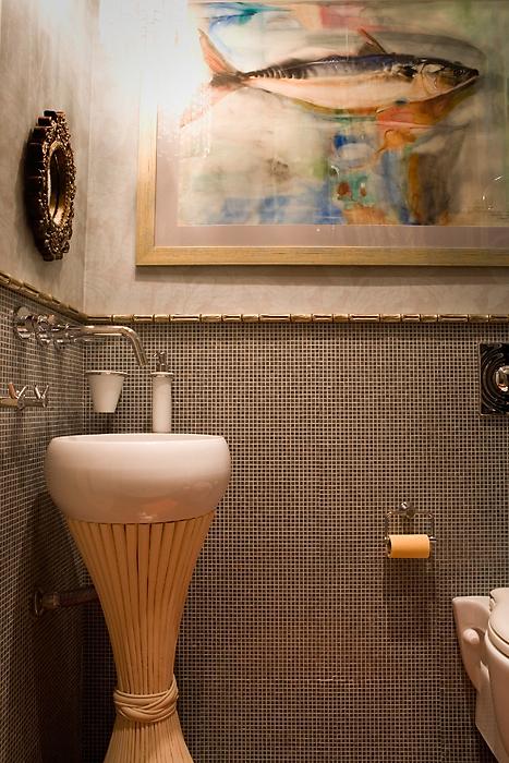 Квартира. ванная из проекта , фото №14706