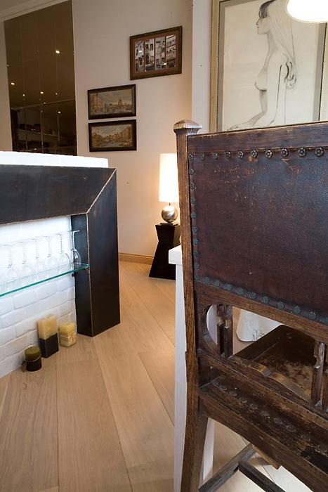 Квартира. столовая из проекта , фото №14721