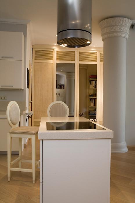 Квартира. кухня из проекта , фото №14708