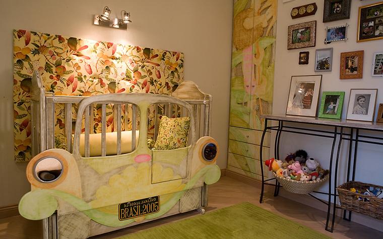 Квартира. детская из проекта , фото №14697