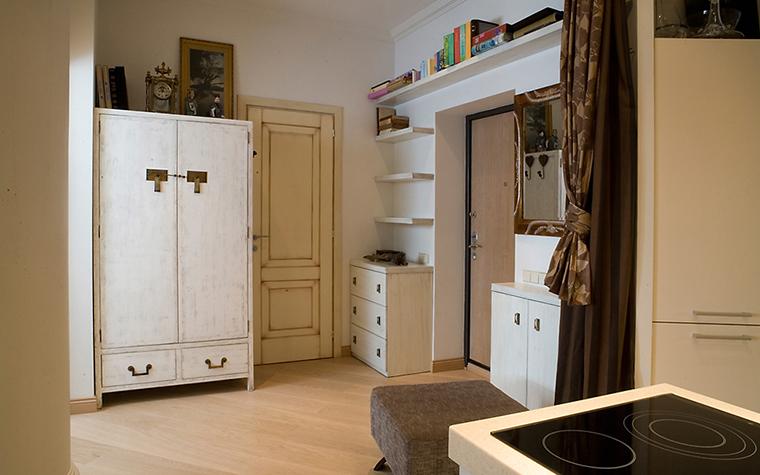 Квартира. кухня из проекта , фото №14711