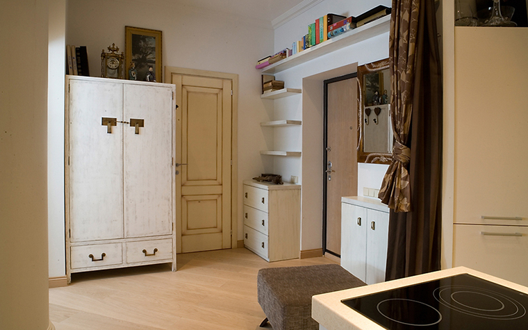 интерьер кухни - фото № 14711