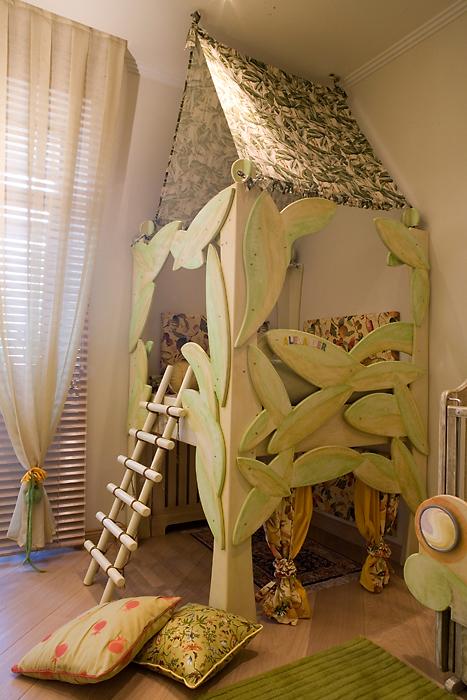 интерьер детской - фото № 14699