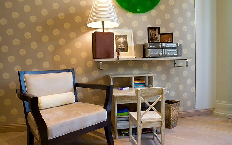 Квартира. детская из проекта , фото №14701