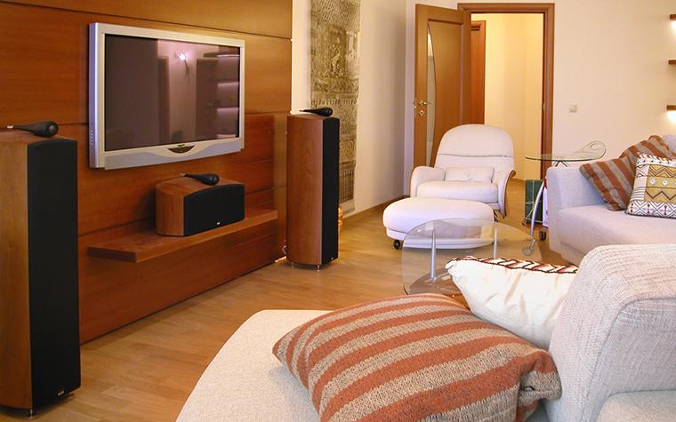 Фото № 14731 гостиная  Квартира