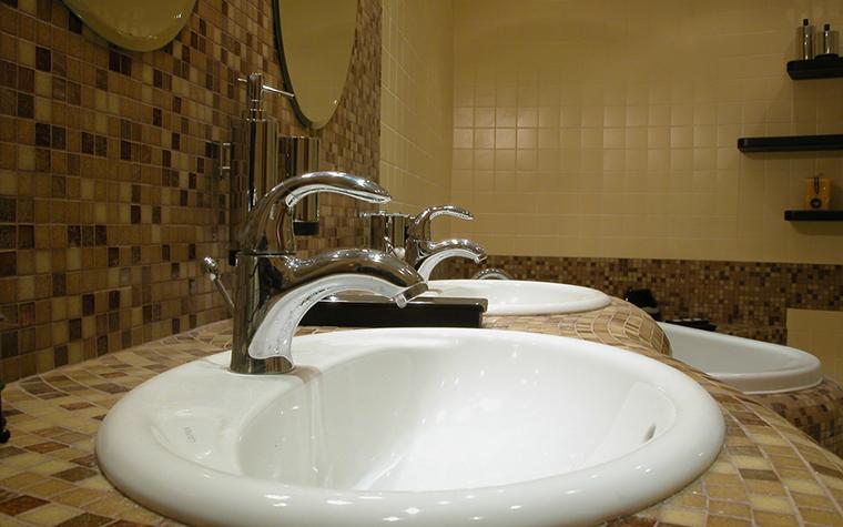 Квартира. ванная из проекта , фото №14735