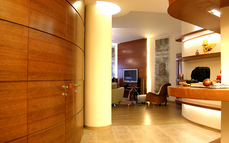 Квартира. холл из проекта , фото №14739