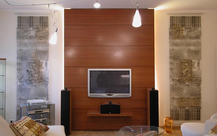 Фото № 14732 гостиная  Квартира