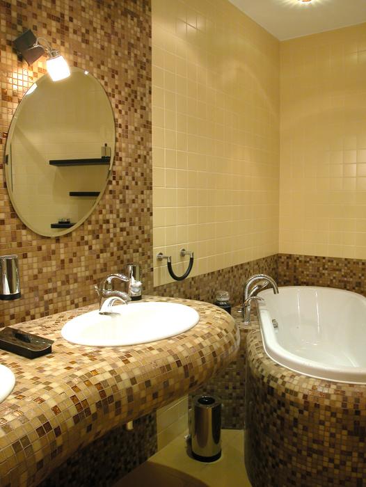 Квартира. ванная из проекта , фото №14736