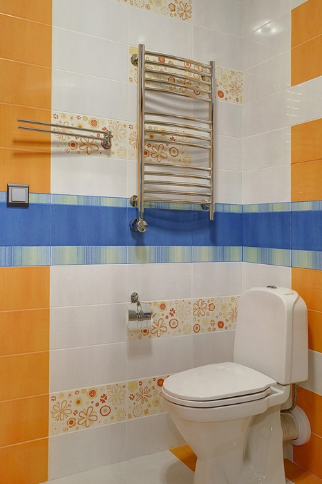 Квартира. ванная из проекта , фото №14740