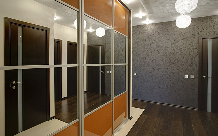 Квартира. холл из проекта , фото №14750