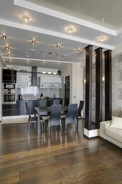 Фото № 14756 кухня  Квартира