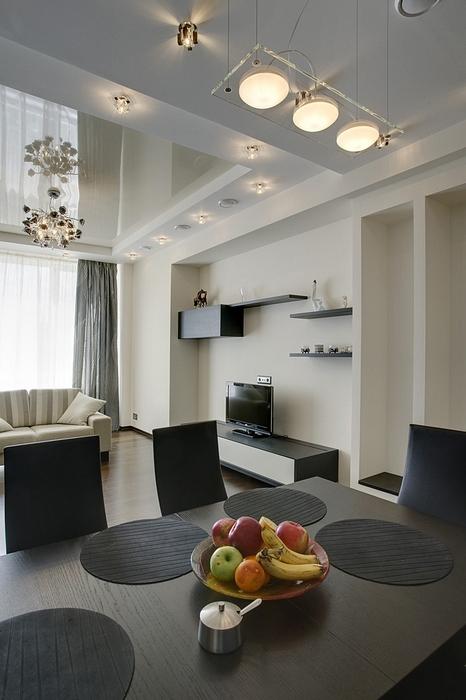Квартира. кухня из проекта , фото №14763
