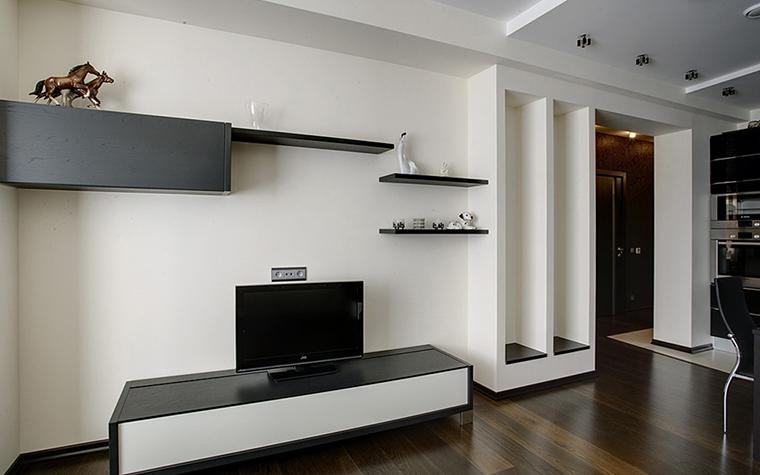 Фото № 14755 гостиная  Квартира
