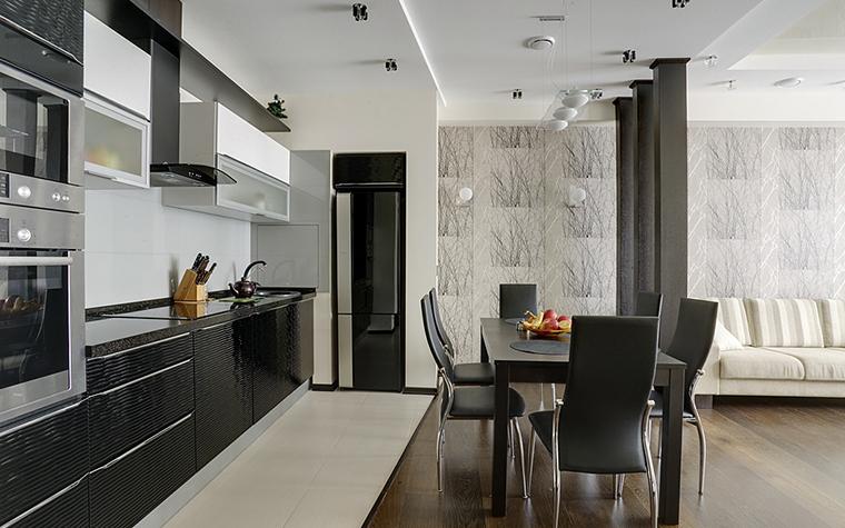 Квартира. кухня из проекта , фото №14768