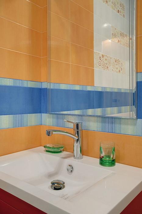 Фото № 14742 ванная  Квартира