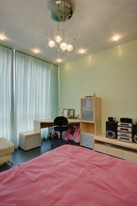 Квартира. детская из проекта , фото №14774