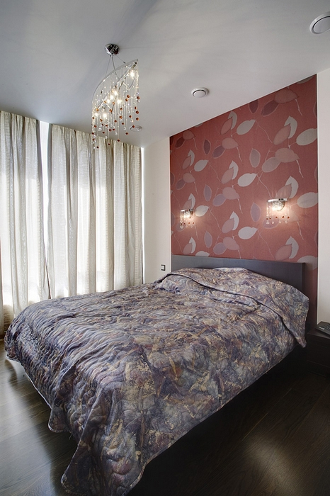 Фото № 14778 спальня  Квартира