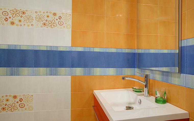 Квартира. ванная из проекта , фото №14743