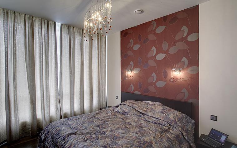 Квартира. спальня из проекта , фото №14780