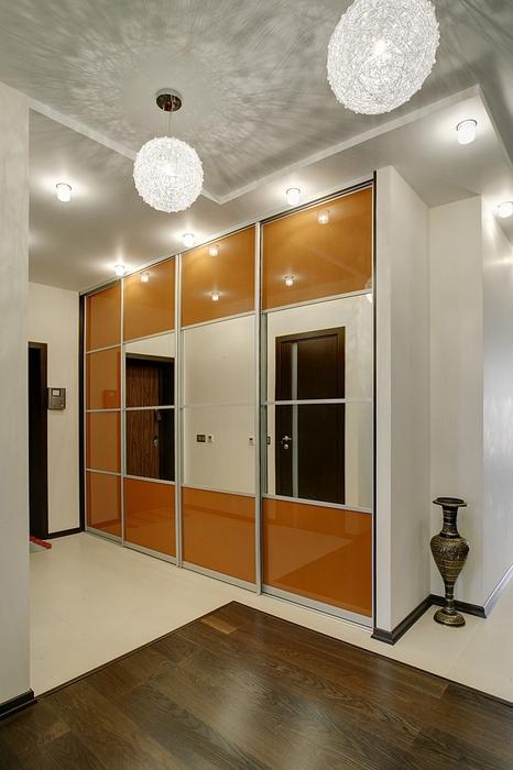 Квартира. холл из проекта , фото №14747