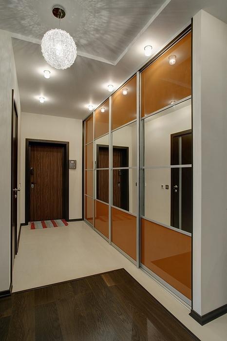 Квартира. холл из проекта , фото №14748