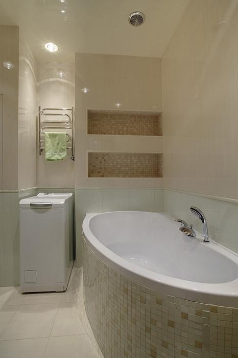интерьер ванной - фото № 14794