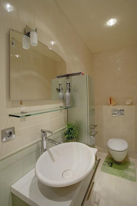 интерьер ванной - фото № 14795
