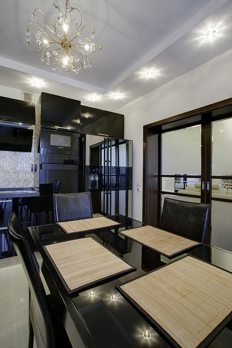 интерьер кухни - фото № 14811