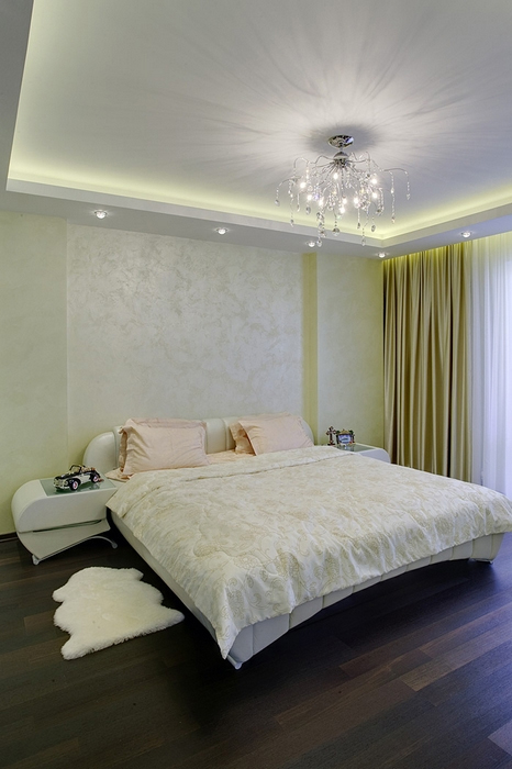 интерьер спальни - фото № 14791