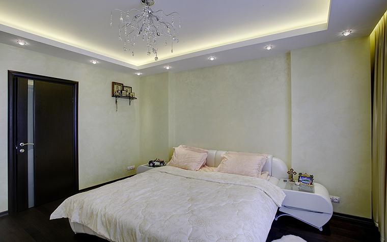 интерьер спальни - фото № 14793