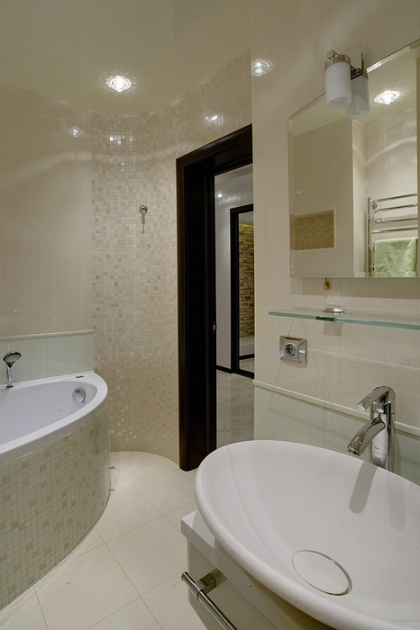 интерьер ванной - фото № 14796