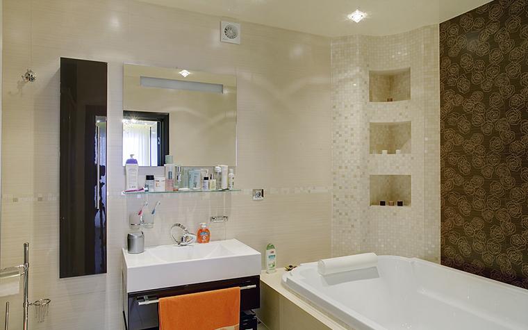 интерьер ванной - фото № 14798
