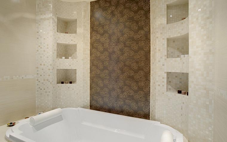 интерьер ванной - фото № 14799