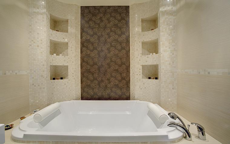 интерьер ванной - фото № 14800