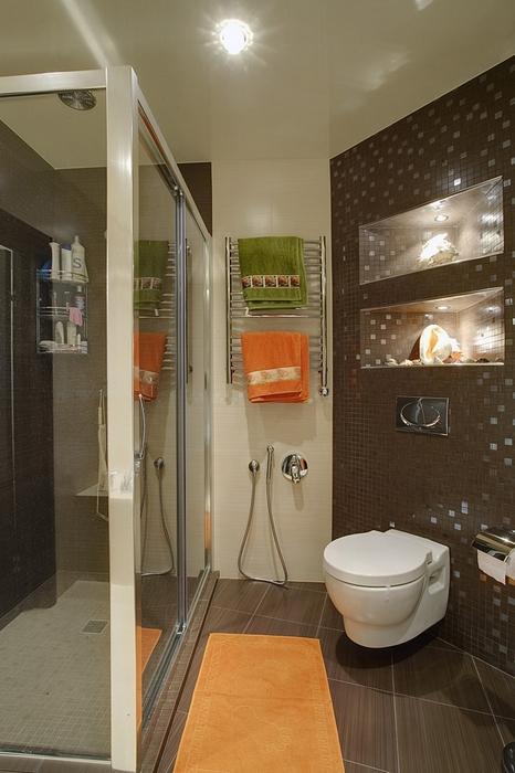 интерьер ванной - фото № 14801