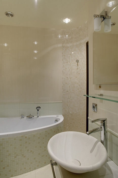 интерьер ванной - фото № 14797