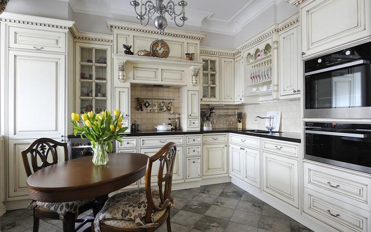 Фото № 14833 кухня  Квартира