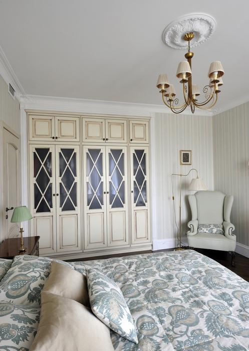 Фото № 14837 спальня  Квартира